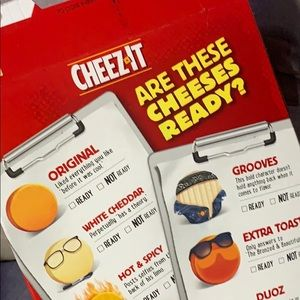 cheese Other - Cheez itz